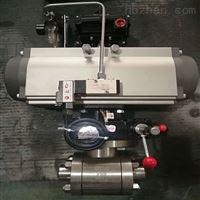 Q661N高温高压承插焊气动球阀