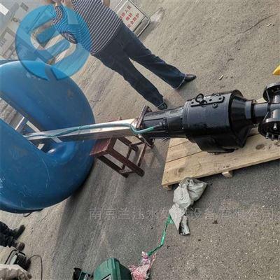 浮筒式液下潜水搅拌推流器