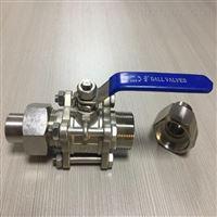 Q61F可拆式焊接球阀