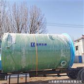 一体化预制泵站型号齐全
