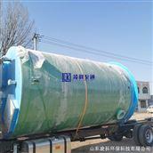 高速路一体化预制泵站按需定制