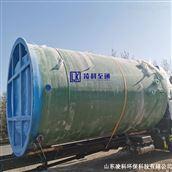 农村一体化预制泵站厂家定制