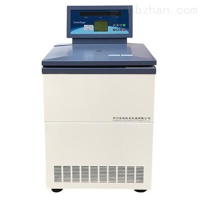 超大容量冷冻离心机 DL7M-12L落地式冷冻离心机 实验室厂家直销