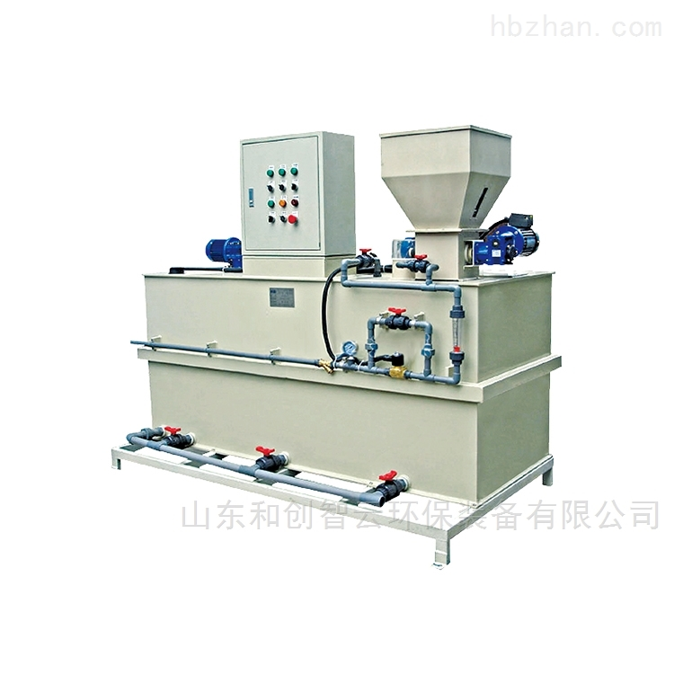 高锰酸钾加药装置系统