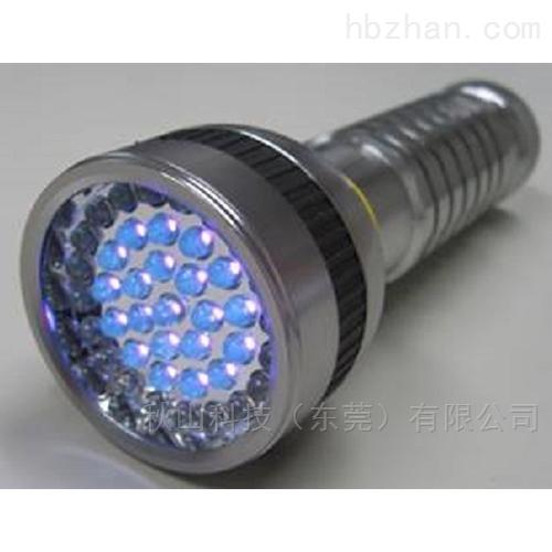日本荣进化学手电筒型UV-LED黑光灯