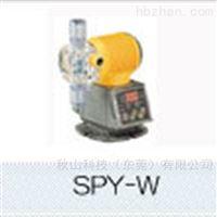 日本elepon小容量型电磁泵SPY-W系列