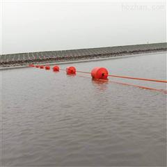 航道警戒水源地拦船浮标加工厂家