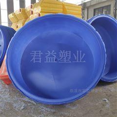 生态鱼养殖桶 pe塑料圆桶