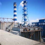 KT燃煤锅炉石膏法脱硫设备