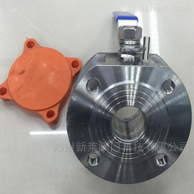 Q71F不锈钢意大利式超薄对夹手动球阀