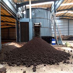 KH-11FFG100-11畜禽粪便罐式高温好氧发酵设备
