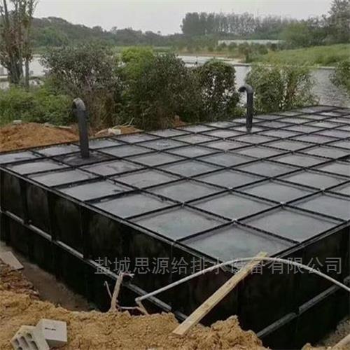地埋式一体化消防给水设备