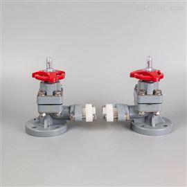 H42F-10VCPVC塑料液面计(CPVC液面计)