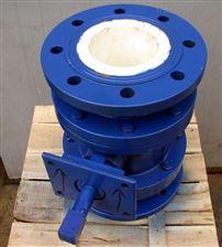 Q41TC全衬耐磨陶瓷球阀