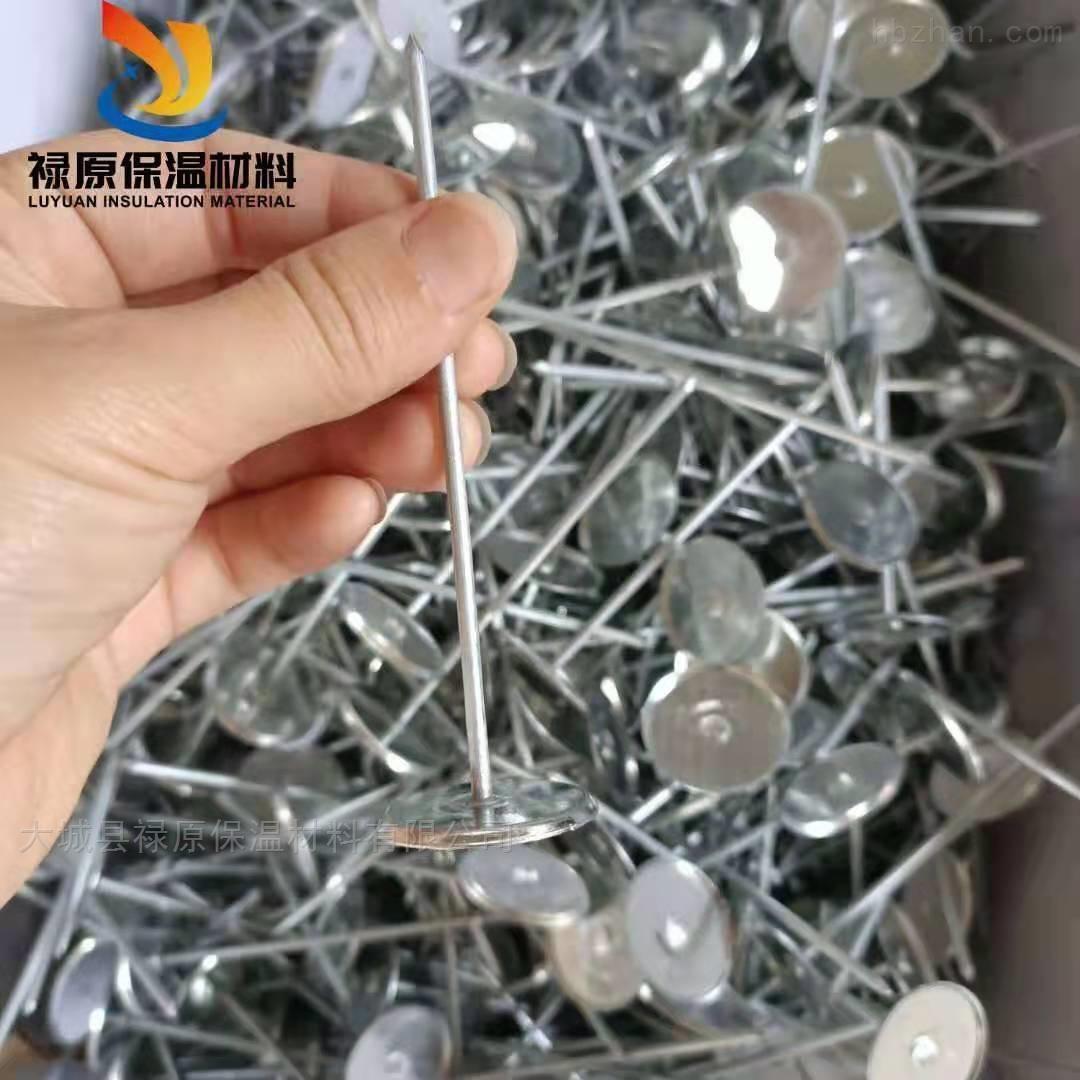 铝制保温钉风管焊钉施工工艺