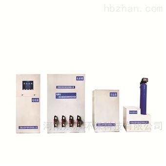 电解法二氧化氯协同消毒剂发生器