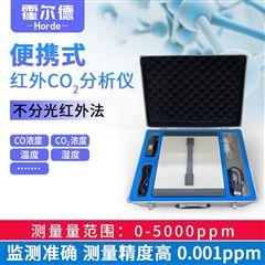 HED-HW200便携式CO2气体分析仪