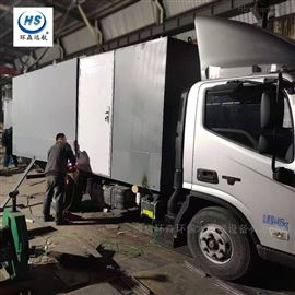 HS-YTH一体化污水处理设备使用流程