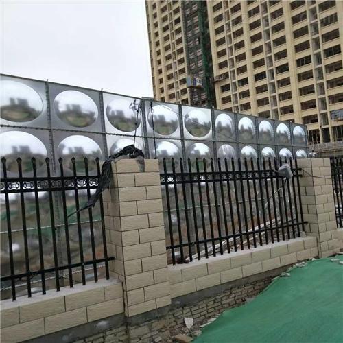 润平供水 装配式生活供水设备 不锈钢水箱