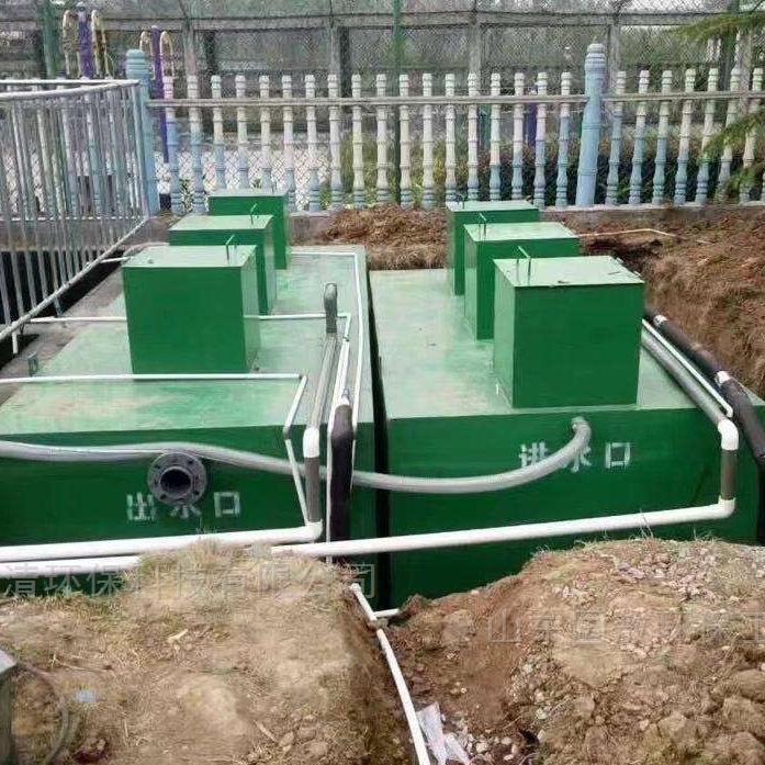 地埋式新农村污水处理设备