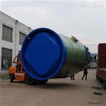 污水排放量防污除臭 一体化预制泵站