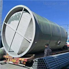 城市乡村水质环境 一体化预制泵站