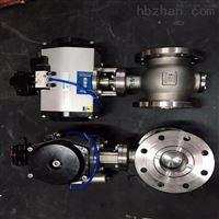 PBQ640F气动不锈钢半球阀