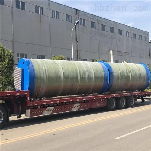 润平供水 排水工程处理 一体化预制泵站