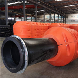 FT1100*1400大型组合式夹管浮体供应