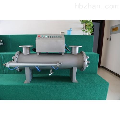 TOC降解器配置紫外线消毒器