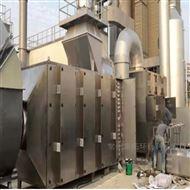 KT定制铝合金铸造车间废气治理