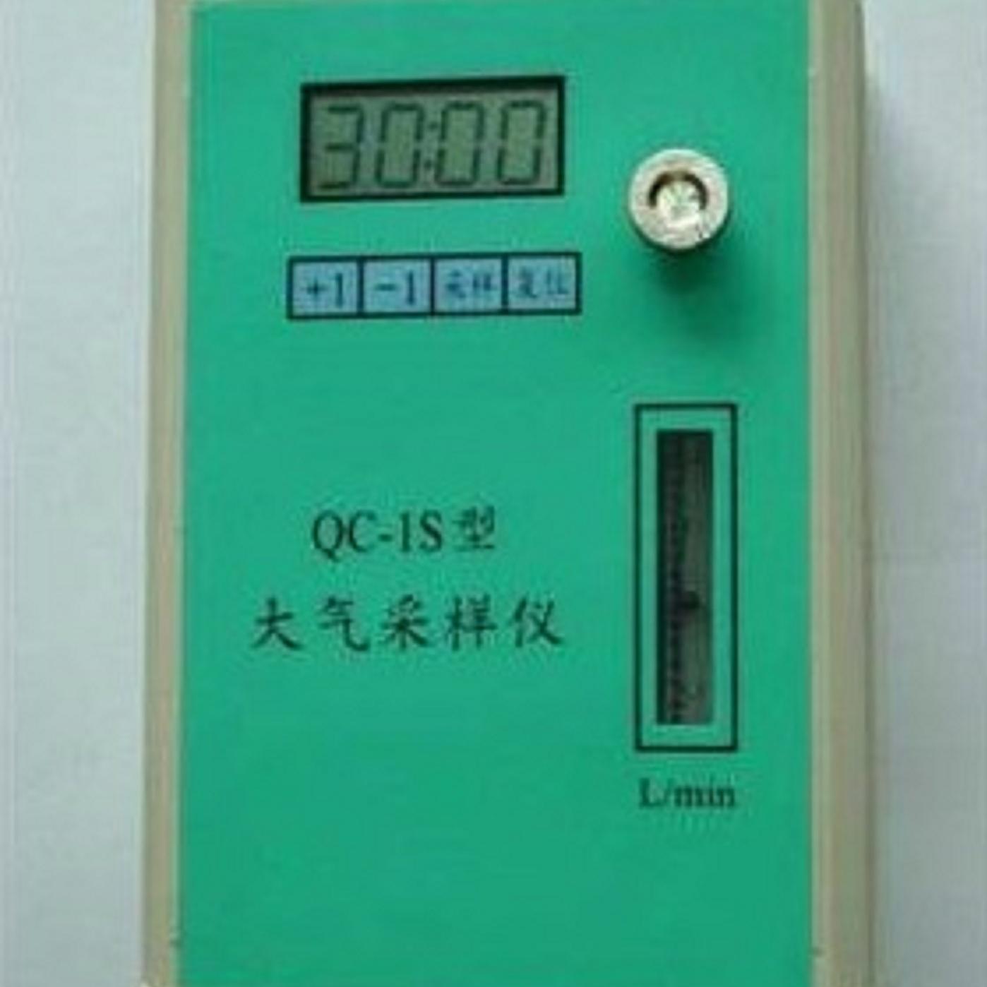 单气路大气采样器