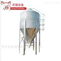 大型养猪场猪用设备料塔料线