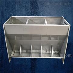 猪场干湿料槽-育肥料槽-不锈钢料槽