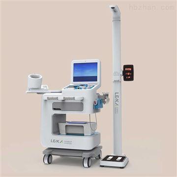 HW-V6000智能互联体检机 自助式智能体检一体机