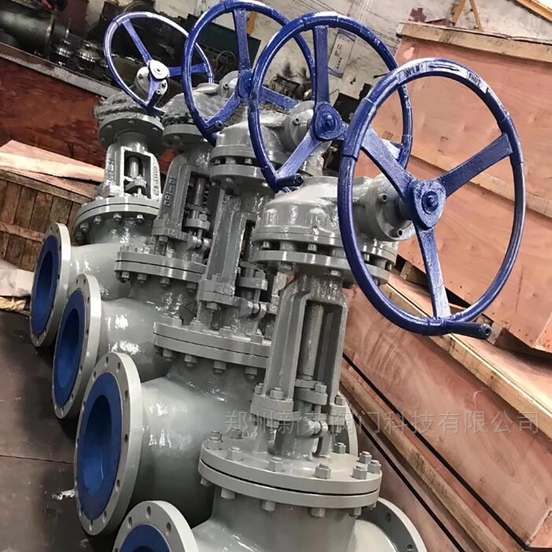 J541H-16C伞齿轮铸钢截止阀