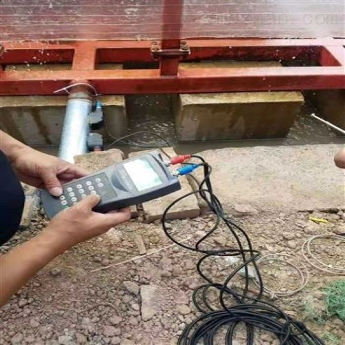 手持式超声波流量计外敷式测量