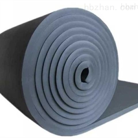 隔热空调橡塑保温板B1阻燃