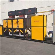 废气催化燃烧工程