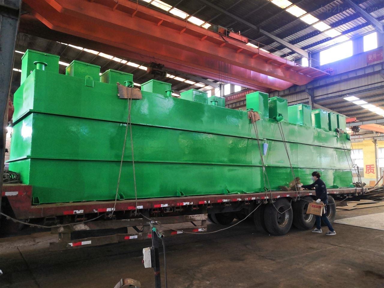 高防腐聚脲工艺污水处理设备