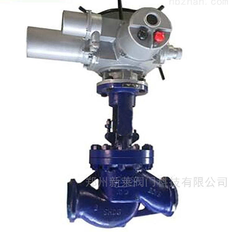 J961Y-40I电动铬钼钢焊接截止阀