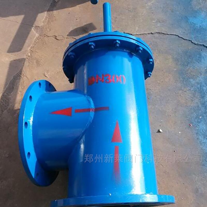 SSDF-1铸铁止回阀水上式底阀