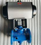 BX643W气动保温沥青阀