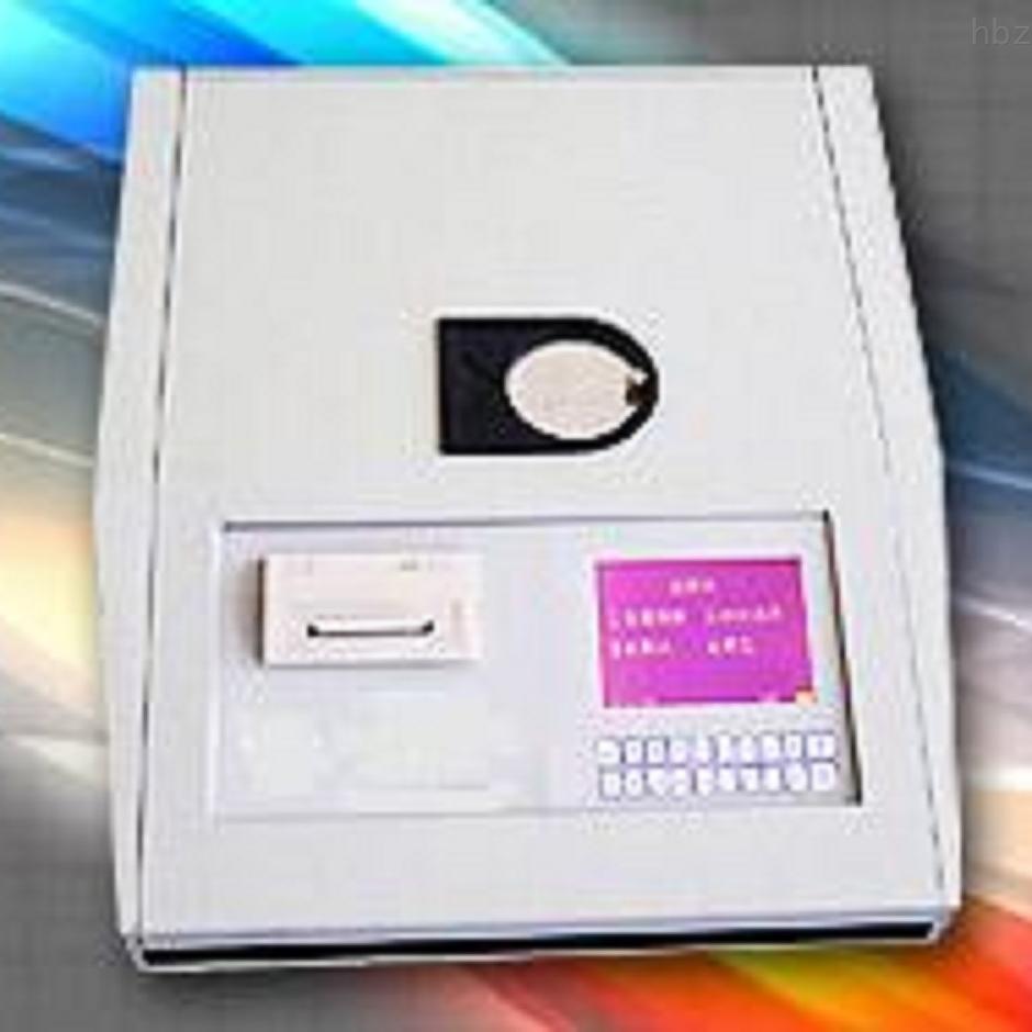 X荧光测硫仪FX-DM1260