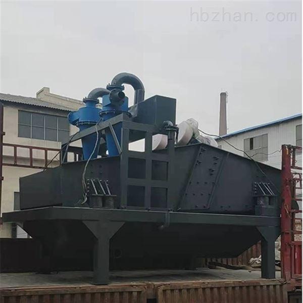 锦州沙场细沙回收机,辽宁高频脱水筛