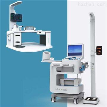 HW-V9000智慧一体化健康小屋体检机自助体检一体机