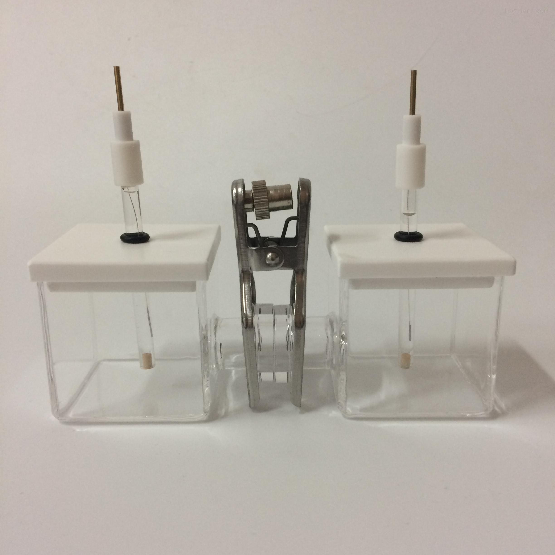 可换膜石英光学电解池 光电催化池