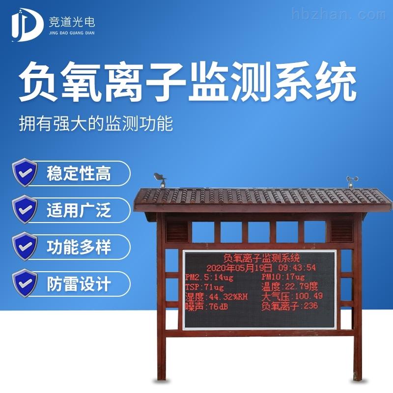 空气质量检测仪器参数