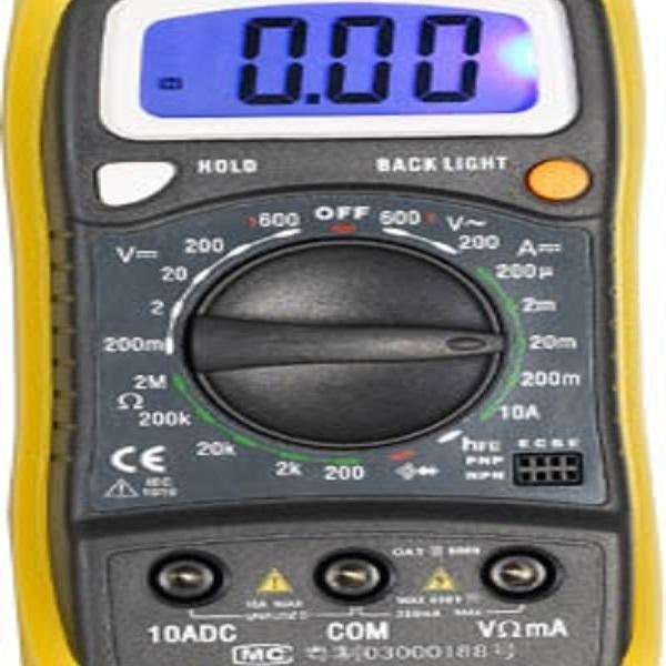袖珍数字多用表DL-BM8300L