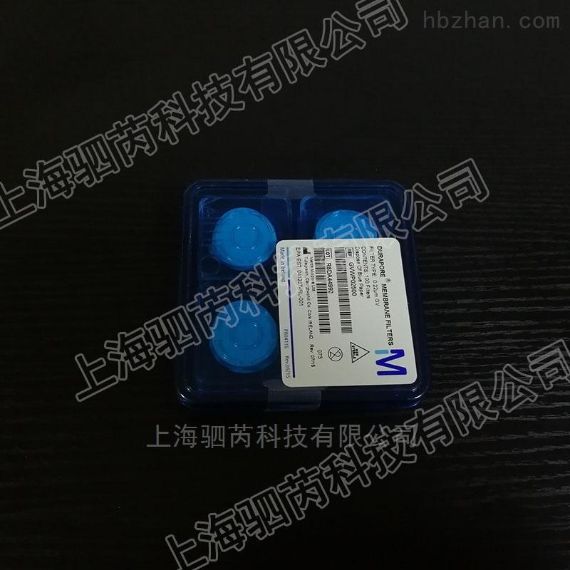 密理博PVDF聚偏二氟乙烯微孔滤膜